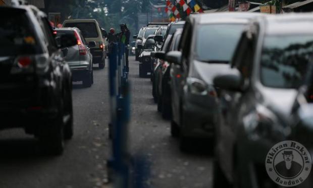 PRLM 13 Juli Kemacetan Lembang_WIW_1022
